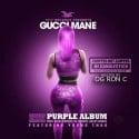 Gucci Mane & Young Thug - Purple Album mixtape cover art