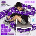 Kehlani - You Should Chop Here (Chopped Not Slopped) mixtape cover art