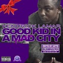 Kendrick Lamar - Good Kid, Purple City (Chopped Not Slopped) mixtape cover art