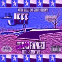 Lil Jeff - Texas Ranger aka #PurpleRanger (Chopped Not Slopped) mixtape cover art