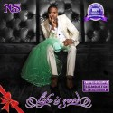 Nas - Life Is Purple (Chopped Not Slopped) mixtape cover art