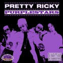 Pretty Ricky - Purplestars mixtape cover art