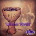 #PurpleGrail mixtape cover art