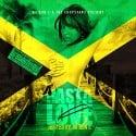 Rasta Love 5 (Chopped Not Slopped) mixtape cover art