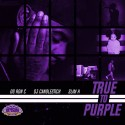 True To Purple mixtape cover art