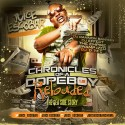 Juice Escobar - Chronicles Of A DopeBoy 1.5 Reloaded (The Sea Side Story) mixtape cover art