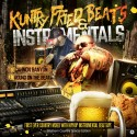 Lil Round On The Beat - Kuntry Fried Beats & Instrumentals mixtape cover art