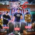 Music Trafficking 6 mixtape cover art