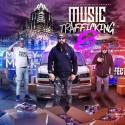 Music Trafficking 8 mixtape cover art
