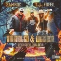 Samroc & TJ Freeq - MudHoles & Weirdos (Southern Country Special Edition) mixtape cover art