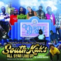 South Kak's All Star Line Up (Them Sc Hits You Hadn't Heard Yet) mixtape cover art