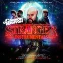 Stranger Instrumentals mixtape cover art