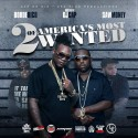 Borderico & Saw Money - America's Most Wanted mixtape cover art