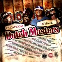Dutch Masters mixtape cover art