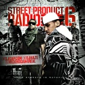 Street Product Radio 6 mixtape cover art
