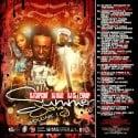 Summer Jamz mixtape cover art