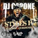 Styles P - Bullets And Gunsmoke mixtape cover art