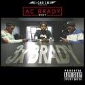 AC Brady - 3X Brady mixtape cover art