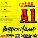Derrick Milano - A.1. mixtape cover art