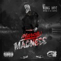 King Hot - March Madness mixtape cover art