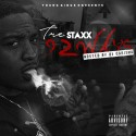 Tre Staxx - 92 Ways mixtape cover art