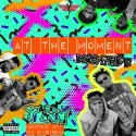 YrF Muzik - At The Moment mixtape cover art