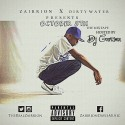 Zairrion - October 8th mixtape cover art