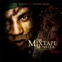 Young Jeezy - The Mixtape Monster 2 (The Beginning) mixtape cover art