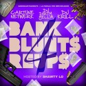 Bank, Blunts & Reups 4 (Hosted By Shawty Lo) mixtape cover art
