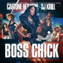 The Boss Chick (Hosted by Rasheeda) mixtape cover art