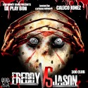 Calico Jonez & Lil Playboii - Freddy Vs. Jason mixtape cover art