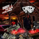 Darryl J & Slash Major - Check My Trap mixtape cover art