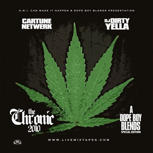 Cartune Netwerk & Dirty Yella – The Chronic 2010 (Mixtape)