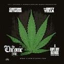 The Chronic 2010 mixtape cover art