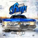 Country Rap (Hosted By KD) mixtape cover art