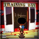 D-Horton - Training Day mixtape cover art