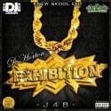 D.Horton - The Exhibition (Jackin 4 Beatz) mixtape cover art