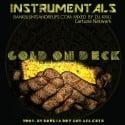 Gold On Deck (Instrumentals) mixtape cover art