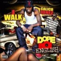 J-Walk - Dope Boi English mixtape cover art