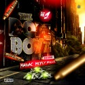 Mcfly Millz & Maniac - The Dope Boyz mixtape cover art