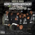 Money Murda Movement mixtape cover art