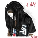 Nique - 6 A.M. mixtape cover art