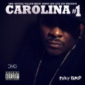 Petey Pablo - Carolina #1 mixtape cover art