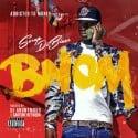 Scrap DiBiase - #BNOM (Best Nigga Out Maryland) mixtape cover art
