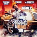Strictly 4 The Traps N Trunks 16 (Hosted By Sean P) mixtape cover art