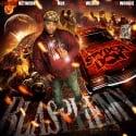 Spyder Da Don - Blasphemy mixtape cover art