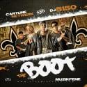 The Boot mixtape cover art