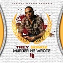 Trey Songz - Murder He Wrote 3 mixtape cover art