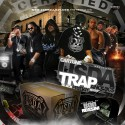 USDA Trapanomics (Hosted By Boo Rossini) mixtape cover art