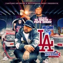 Welcome 2 LA (Hosted By YG Hootie & Papa Smurf) mixtape cover art